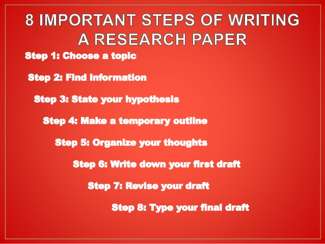 Term papers writing job